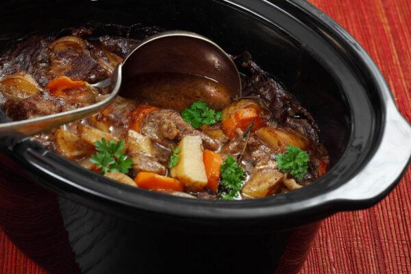 Stew in a Crock Pot